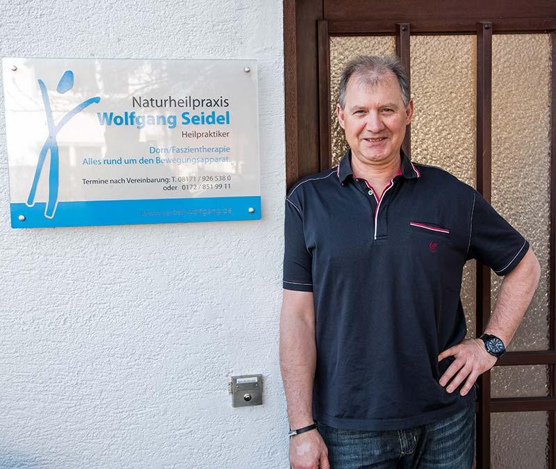 Naturheilpraxis Wolfgang Seidel